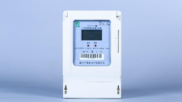 三相四线电子式预付费电能表说明书
