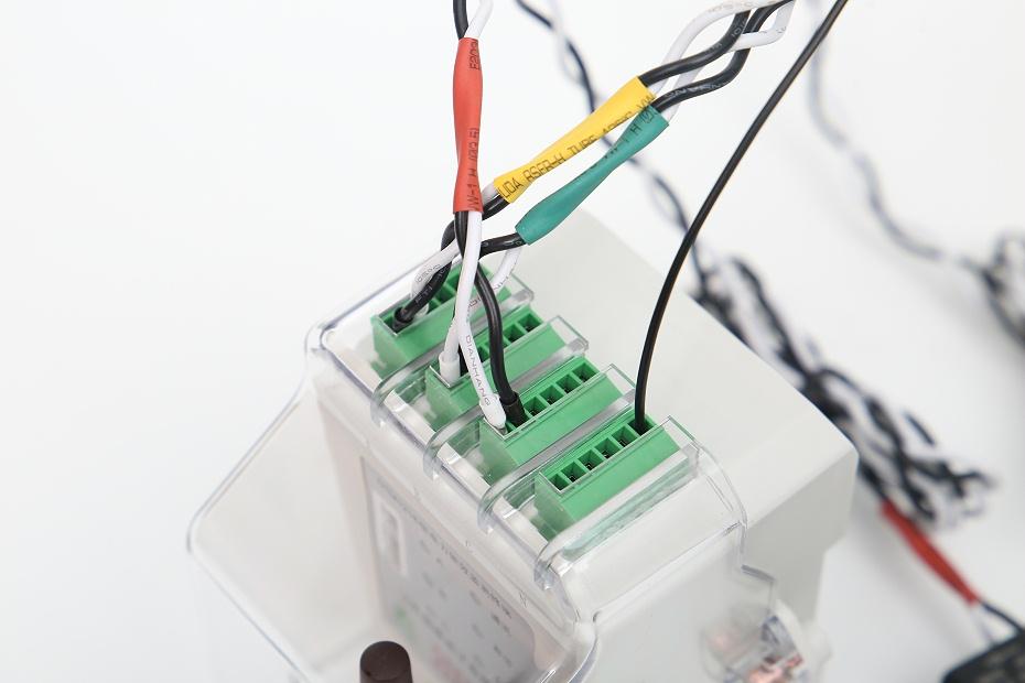 温测型电力能效监测终端(有线)