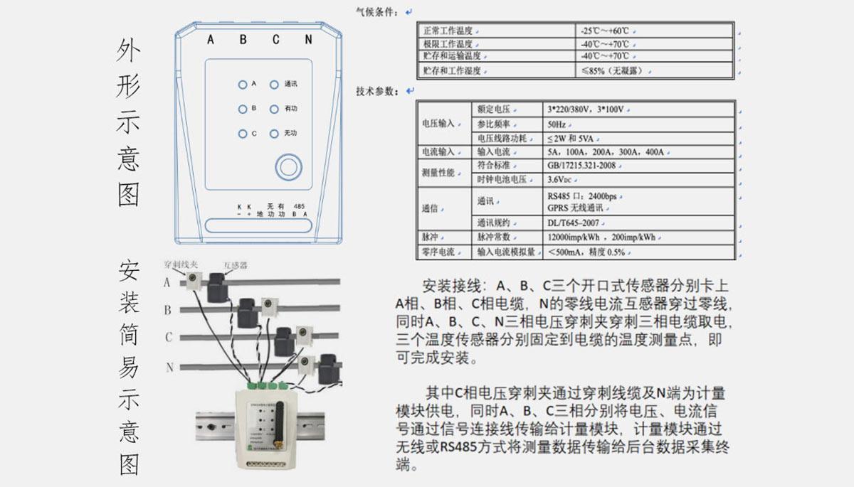 [森维节能环保学院]安全用电管理系统应用