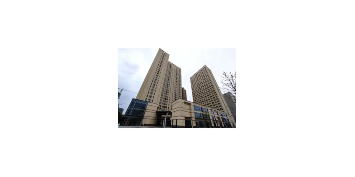 常州朗诗-邻里中心居住楼及商铺楼的应用