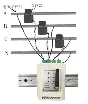 分表计电架构图