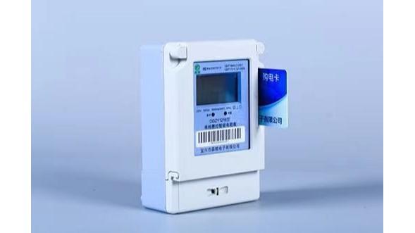 江苏森维IC卡智能电表图片
