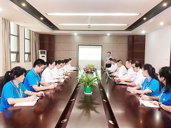 森维电子-培训会议