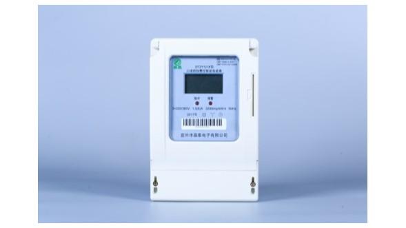 预付费电能表安装注意事项